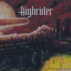 Highrider - Armageddon Rock